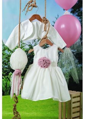 Carousel Φόρεμα Βάπτισης 19CG015
