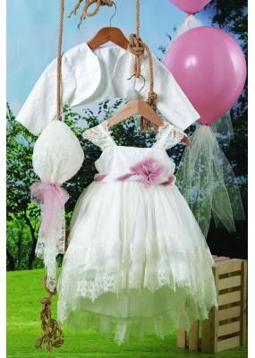 Carousel Φόρεμα Βάπτισης 19CG016