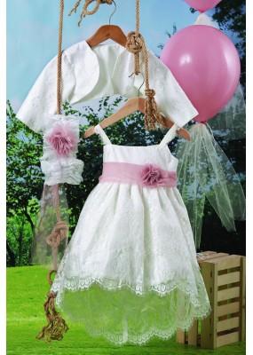 Carousel Φόρεμα Βάπτισης 19CG017