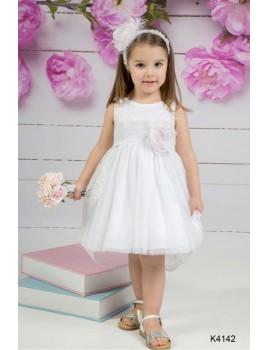 Φόρεμα Βάπτισης Mi Chiamo K4142