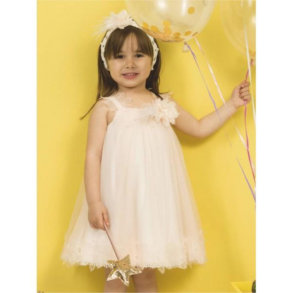 Mi Chiamo Φόρεμα Βάπτισης Κ 4290