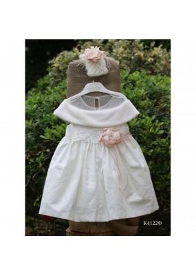 Mi Chiamo Φόρεμα Βάπτισης 4122