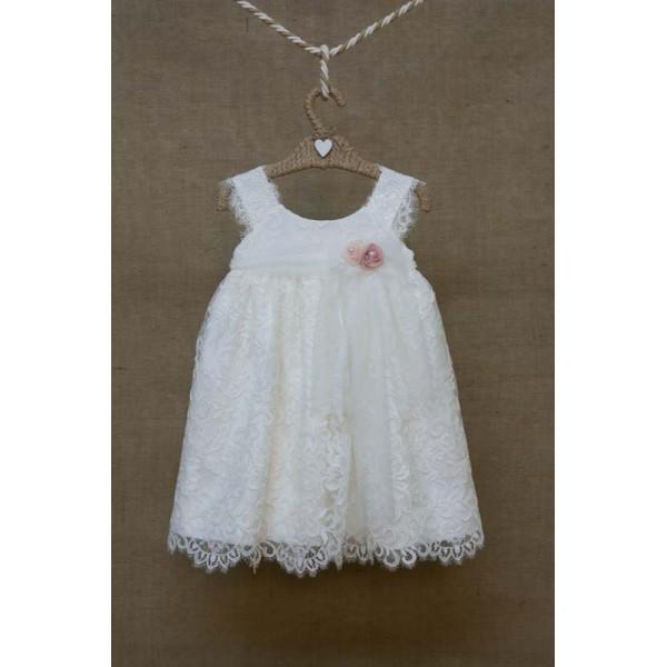Bebe en Rose Φόρεμα Βάπτισης 71885