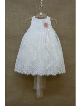 Bebe en Rose Φόρεμα Βάπτισης 81155