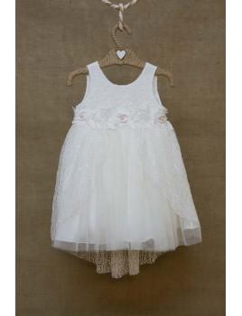 Bebe en Rose Φόρεμα Βάπτισης 81768