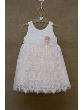 Bebe en Rose Φόρεμα Βάπτισης 81950