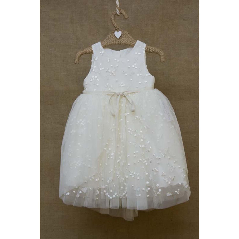 f7a33ae66592 -5% Bebe en Rose Φόρεμα Βάπτισης 82095
