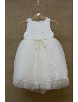 Bebe en Rose Φόρεμα Βάπτισης 82095
