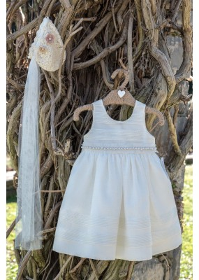 Bebe en Rose Φόρεμα Βάπτισης 96068