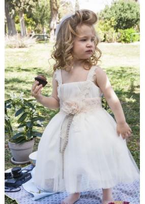Makis Tselios Φόρεμα Βάπτισης 2017gts02
