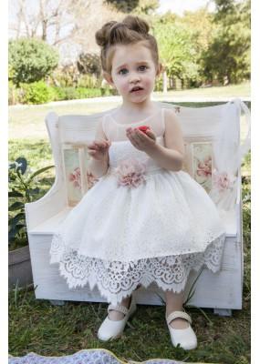 Makis Tselios Φόρεμα Βάπτισης 2017gts05