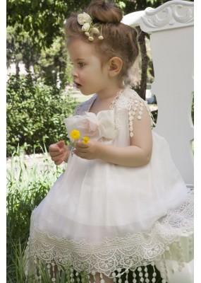 Makis Tselios Φόρεμα Βάπτισης 2017gts07