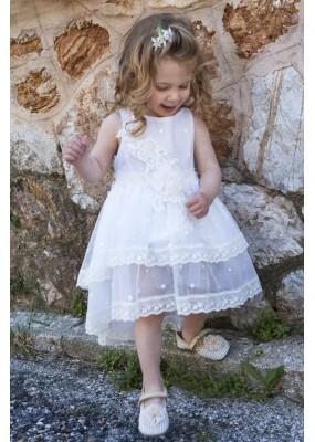Makis Tselios Φόρεμα Βάπτισης 2017gts08