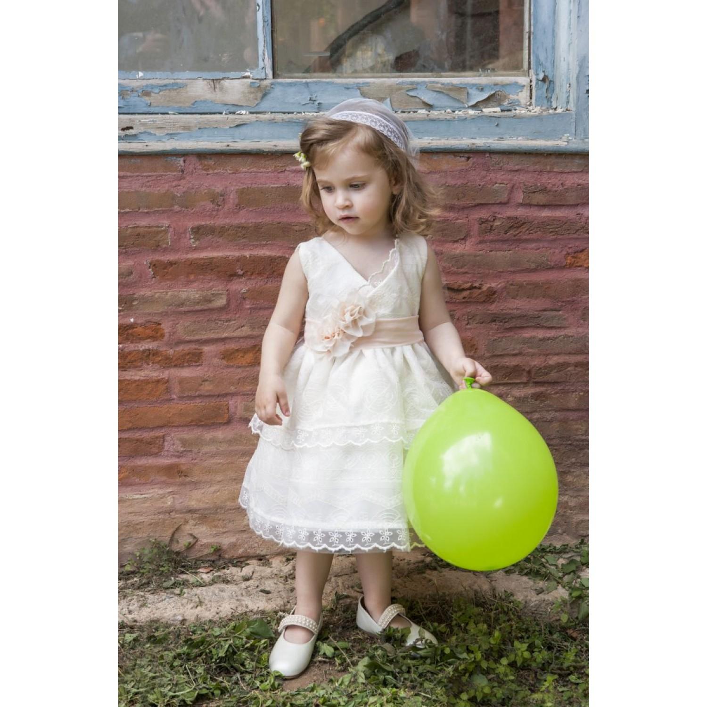 2983b3116cb Φόρεμα Βάπτισης Makis Tselios 2017gts11 - Papillon eShop ...