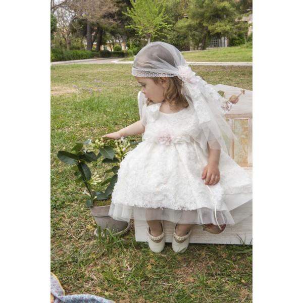 Makis Tselios Φόρεμα Βάπτισης 2017gts13
