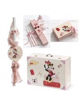 Σετ βάπτισης με Minnie Disney κωδ.7670