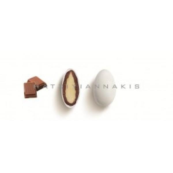 Χατζηγιαννάκης Κουφέτο Choco Almond Γάλακτος 1Kg