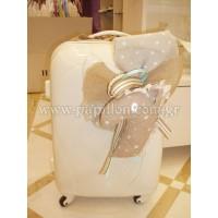 Βαλίτσα πλαστική με άλογο κωδ.3886