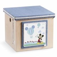 Κουτί βάπτισης Disney Κύβος με Mickey