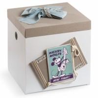 Κουτί βάπτισης Disney Κύβος με Mickey κωδ.6260