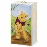 Κουτί βάπτισης Disney Ντουλάπα με Winnie
