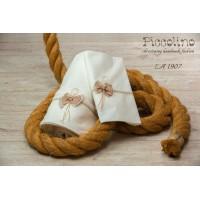 Σετ λαδόπανα βάπτισης Piccolino κωδ.: LA1907