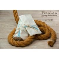 Σετ λαδόπανα βάπτισης Piccolino κωδ.: LA1912