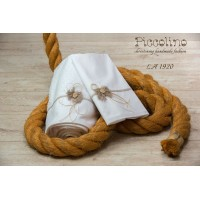 Σετ λαδόπανα βάπτισης Piccolino κωδ.: LA1920