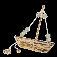 Μπομπονιέρα Βάπτισης Σύγχρονες Δημιουργίες Καράβι 132