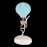 Μπομπονιέρα Βάπτισης Βότσαλο Αερόστατο 4105A