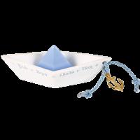 Μπομπονιέρα Βάπτισης Σύγχρονες Δημιουργίες Βάρκα Ευχών 82102