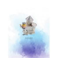 Μπομπονιέρα Βάπτισης Πριγκιπας Ημερολογιο 22019Α