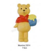 Μπομπονιέρα βάπτισης μαγνητάκι winnie the pooh  22014