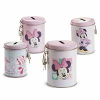 Μπομπονιέρα βάπτισης Disney κουμπαράς Minnie κωδ.: tm1905