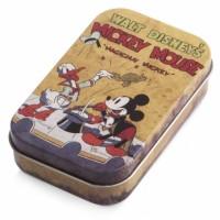 Μπομπονιέρα βάπτισης Disney κουτάκι μεταλλικό Mickey, Minnie κωδ.: tk56563