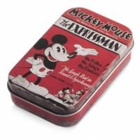 Μπομπονιέρα βάπτισης Disney κουτάκι μεταλλικό Mickey, Minnie κωδ.: tk56564