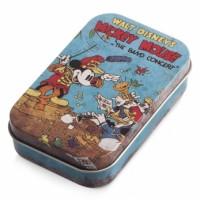 Μπομπονιέρα βάπτισης Disney κουτάκι μεταλλικό Mickey, Minnie κωδ.: tk56567