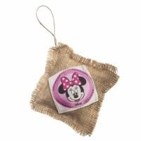 Μπομπονιέρα βάπτισης Disney μαξιλαράκι Minnie κωδ.: na116