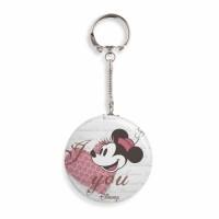 Μπομπονιέρα βάπτισης Disney μπρελόκ Minnie κωδ.: na133m