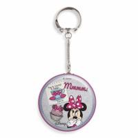 Μπομπονιέρα βάπτισης Disney μπρελόκ Minnie κωδ.: na135m