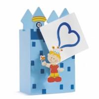 Μπομπονιέρα βάπτισης μολυβοθήκη Πρίγκιπας κωδ.: 10E2329