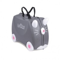 Trunki Benny Cat Παιδική Βαλίτσα Ταξιδίου