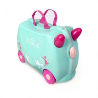 Trunki Flora the Fairy Παιδική Βαλίτσα Ταξιδίου