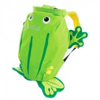 Trunki PaddlePak Ribbit (Frog) Paddlepak - Σακίδια Πλάτης