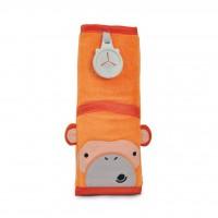 Trunki Seatbelt Pad Mylo (Orange) Snoozihedz - μαξιλαράκι ζώνης ασφαλείας αυτοκινήτου