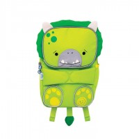 Trunki ToddlePak Backpack Dudley Dino (Green) Νηπειακά Σακίδια