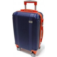 Βαλίτσα Rain RB9028 Cabin Blue - Orange