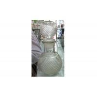 250ML landmine shape glass bottlesize about 16.5cm 0503220