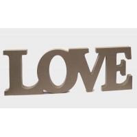 ΞΥΛΙΝΟ LOVE MDF 31x11cm 0519381