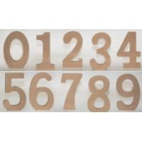 ΝΟΥΜΕΡΑ MDF 11cm 0519553